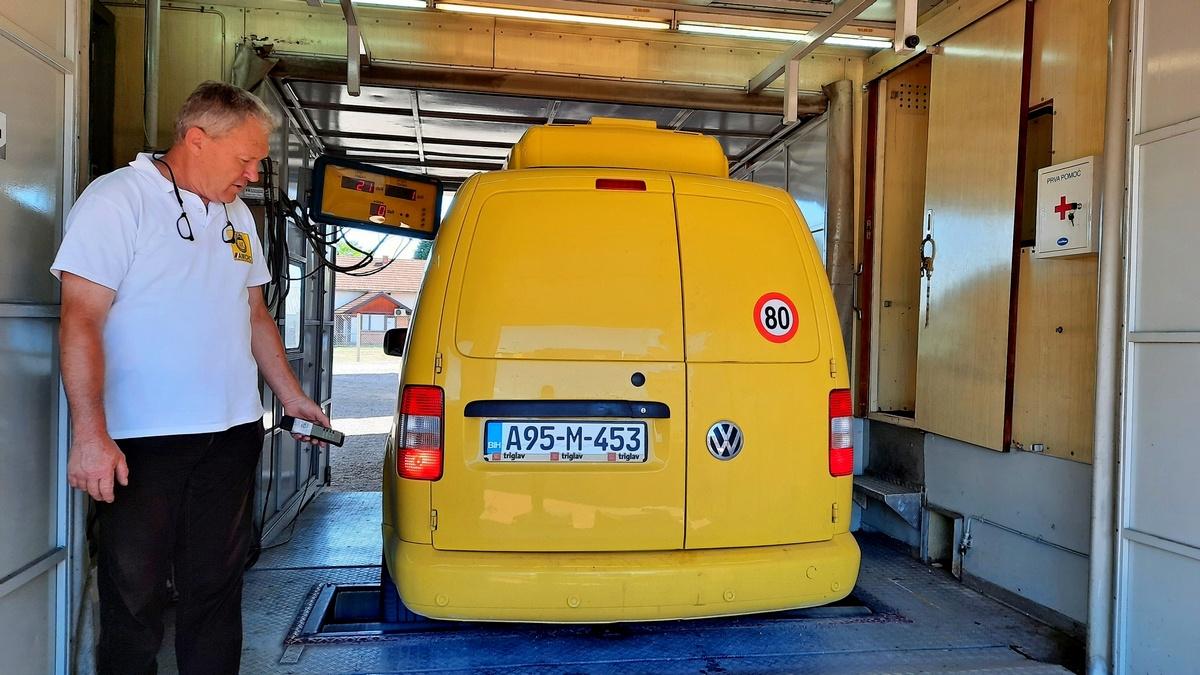 Besplatno kontrolisana tehnička ispravnost motornih vozila u Novom Gradu