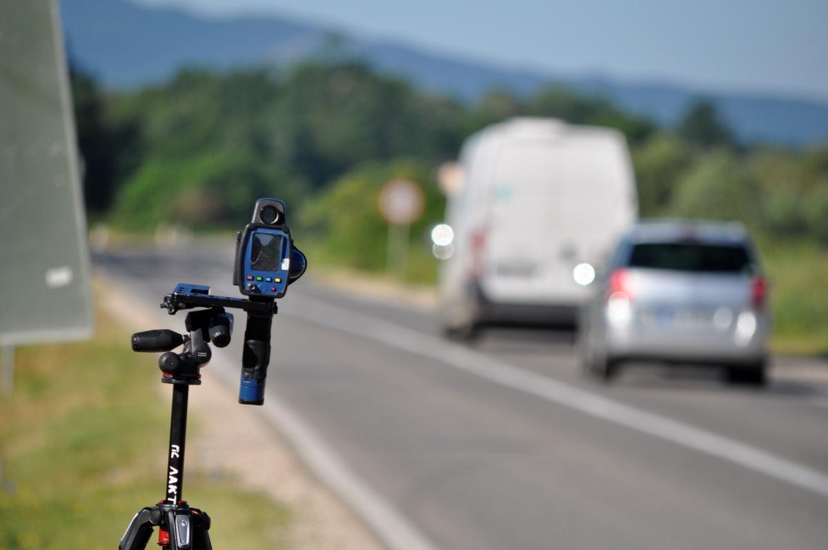Mjerenje brzine AMS RS i PU Gradiška: 58 odsto vozača poštuje ograničenje od 50 kilometara na čas
